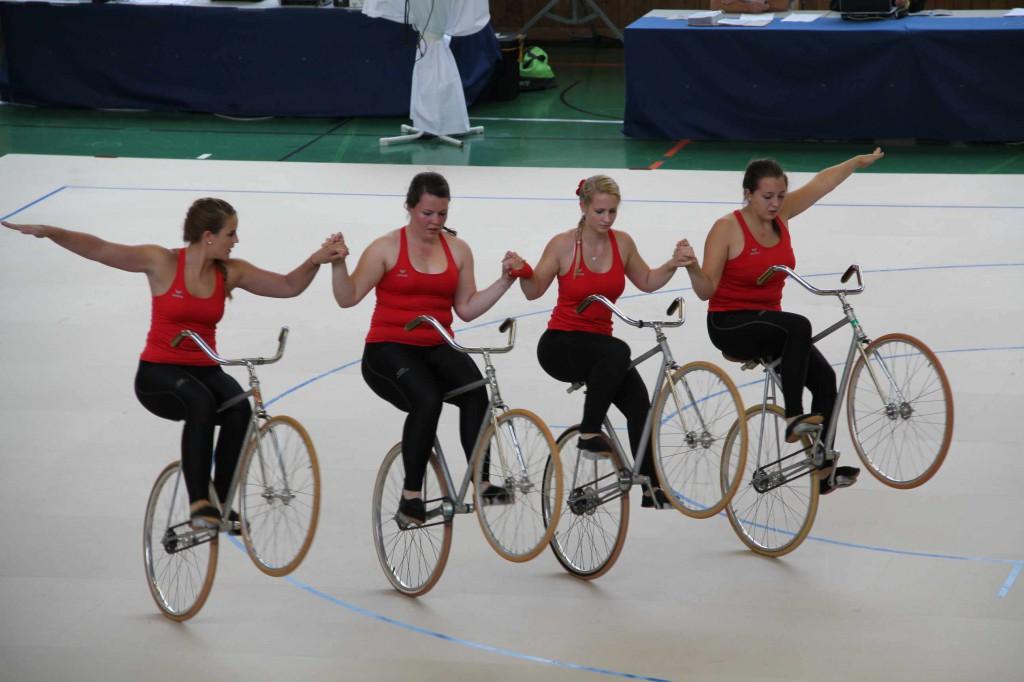4er Juniorinnen RSV Steinhöring