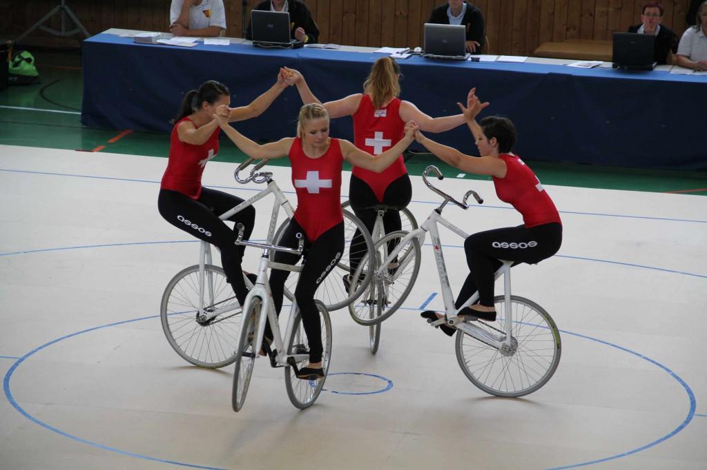 4er Frauen aus der Schweiz