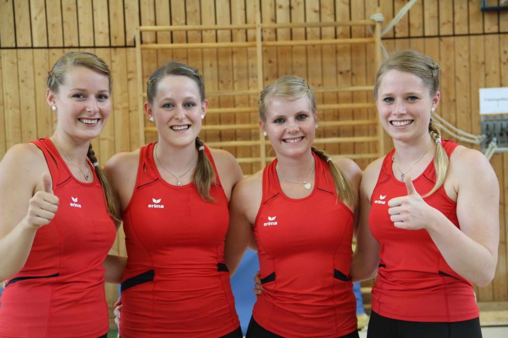 4er Frauen Steinhöring Platz 1