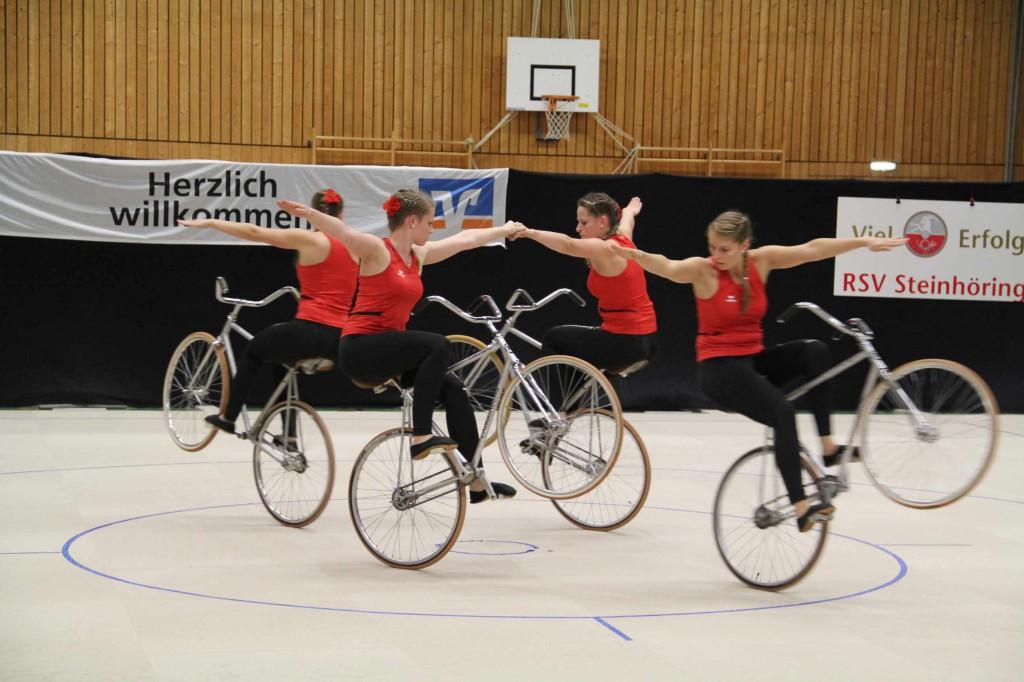 4er Frauen RSV Steinhöring