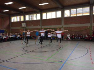 Deutscher Meister Jugend offene Klasse 4er Kunst
