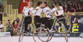Steinhöringer Kunstradfahrer gewinnen Europameisterschaft