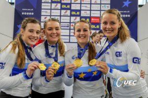 Europameisterinnen 2018