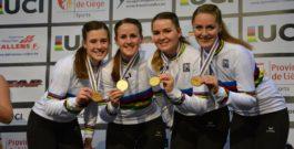 RSV Steinhöring ist 4er Kunstrad-Weltmeister 2018