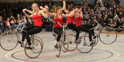 6er Kunstradfahren Jugend, Junior Mannschafts Cup 2019