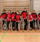 Steinhöringer Kunstradnachwuchs mit guten Erfolgen bei der Oberbayerischen Meisterschaft